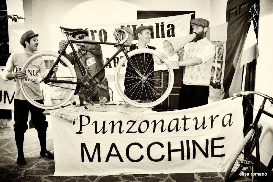 THE ENTERPRISE OF THE NOVA U.V.I. : THE COMMEMORATION OF THE FIRST EDITION OF GIRO D'ITALIA 1909