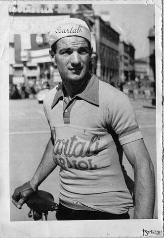 INTERVIEW TO BRUNO GIANNELLI, BARTALI'S ONLY LIVING TEAM-MATE