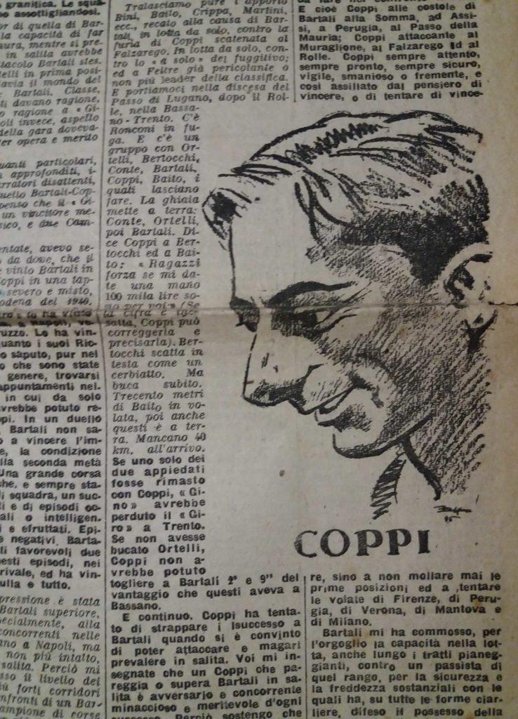 caricatura-Fausto-Coppi-sul-giornale-Guerin-Sportivo-1946-738x1024