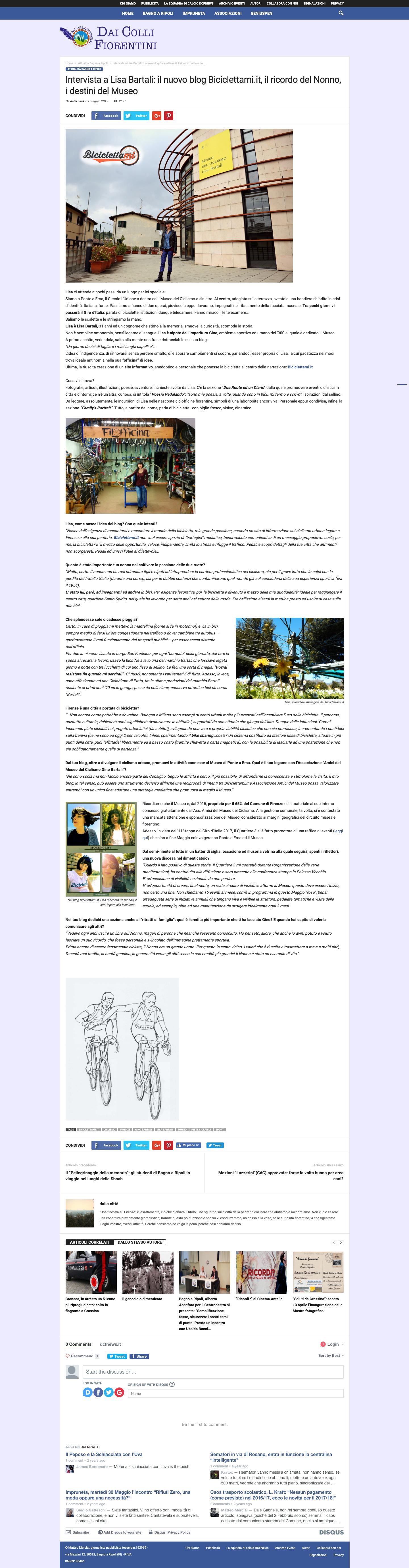Intervista-a-Lisa-Bartali_-il-nuovo-blog-Biciclettami.it-il-ricordo-del-Nonno-i-_-www.dcfnews.it-04-2019