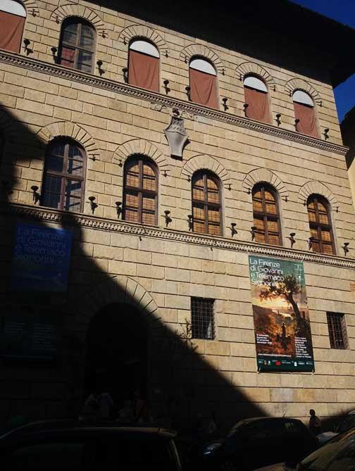 DIARI D'ARTE IN BICICLETTA : LA FIRENZE DI TELEMACO SIGNORINI